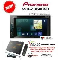 Pioneer AVH-Z1050DVD Tape Double Din + ASUKA HR-600 TV Tuner Digital