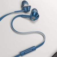 Philips Fidelio High End S1 In Ear Headset Soft Blue