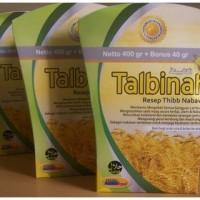 Jual TALBINAH RESEP TIBB NABAWI ATASI MASALAH LAMBUNG DAN MAAG Murah