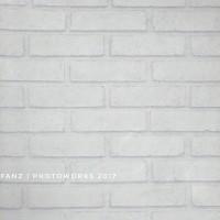Alas foto wallpaper motif bata putih untuk fotografi