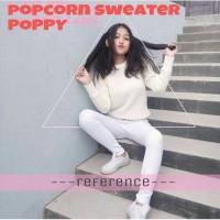 Jual Baru | POPPY POPCORN SWEATER RAJUT JAGUNG Murah