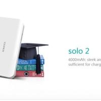 Jual Romoss Powerbank 4000 mAh Solo 2 - Simple Pack Murah