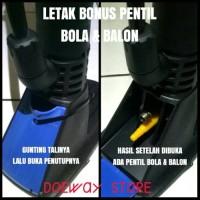 POMPA BAN SEPEDA / MOTOR / BOLA UNITED acc / aksesoris motor termurah