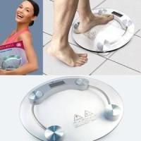 Harga alat bantu kesehatan timbangan badan digital kaca | Pembandingharga.com