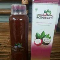 obat herbal alami AceMaxs Ace Max Original Kemasan Baru BPOM Free