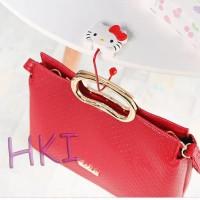 Gantungan Tas (Untuk di Meja) / Bag Hanger Hello Kitty