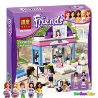 LEGO Brick BELA Friends 10156 Butterfly Beauty Shop (Good Quality)