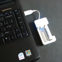 Sanyo Eneloop NC-MDU01 Portable USB Charger Murah BAGUS Berkualitas