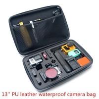 HERO Waterproof EVA Medium Size Case Tas Bag For GoPro BAGUS