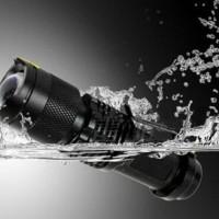Mini Flashlight Ultrafire XML-T6 + Zoom + 18650 Battery ORIGINAL
