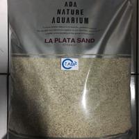 (DISKON) ADA La Plata Sand eceran @1 kg for Aquascape