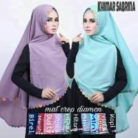 Hijab/Jilbab Khimar Sabrina