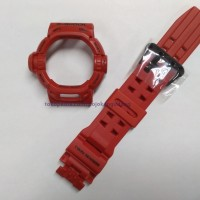 Bezel & Strap / Band Casio G-Shock Riseman G-9200 Series, GW-9200RDJ-4