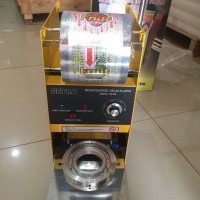 Mesin Pengemas gelas buble Getra tanpa counter + Lid Cup SC-D8 GOjek
