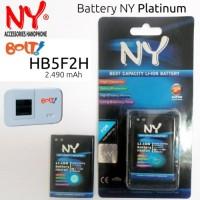 Baterai NY Platinum Modem Bolt 4 G LTE WIFI Router (HB5F2H) E5375 / E5