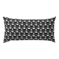 Bantal sofa/bantal dekor/bantal gambar kucing/cushion/IKEA mattram