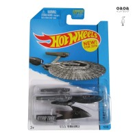 HOT WHEELS STAR TREK USS VENGEANCE RARE POP CULTURE COLLECTIBLE 2013