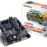 GIGABYTE GA-78LMT-USB3 AMD 760G AM3+ DDR3 Micro ATX Motherboard