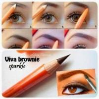 Viva Queen Eyebrow ( Pensil Alis ) 100% Original