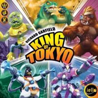 King of Tokyo Board Game - Ready BNIS