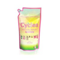 Cycles Detergent Liquid Refill 800ml
