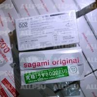 Sagami Original 0.02 Kondom Condom Pack 12pcs khusus S ( Standart )
