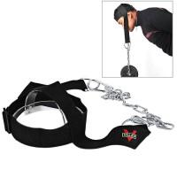 ORIGINAL - Head Harness Belt Neck Traps Weight Lifting Chain Strap