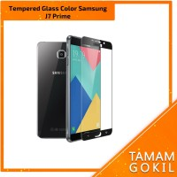 Tempered Glass Samsung J7 Prime 3D Full Color