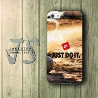 case iphone 5 5s se Nike Just Do It Wallpaper hardcase