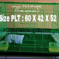 Jual Kandang Kucing burung kelinci Landak iguana Size L Murah