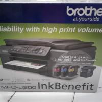 Printer Brother J200
