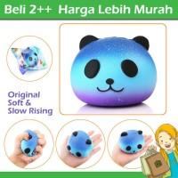Jual Squishy Panda Galaxy Jumbo, Squishy Creamy Panda Ori Packaging Murah