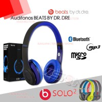 Headset Bluetooth | BEATS HD. Solo 2 Wireless | OEM