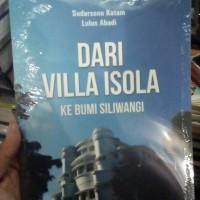 dari villa isola ke bumi siliwangi - sudarsono katam - buku asli
