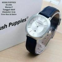 Jam Tangan Hush Puppies Wanita Premium Quality Warna Navy