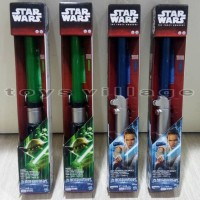 Starwars Electronic lightsaber Yoda & Rey (Starkiller Base) - Hasbro