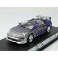 Diecast Fast Furious Roman Mitsubishi Eclipse Spyder by Greenlight