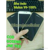 Samsung S5 Docomo Ram 2/32 lenteng agung mulus 100%