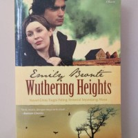 Novel Wuthering Heights karya Emily Bronte