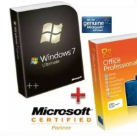 Windows 7 ultimate & office professional 2016 ORIGINAL