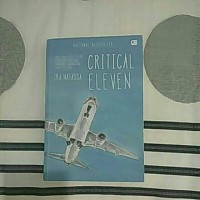 Novel Critical Eleven - Ika Natassa