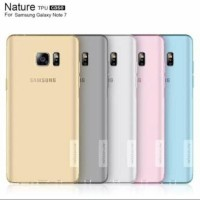 Soft Case Nillkin Nature Samsung Galaxy Note FE Galaxy Note 7