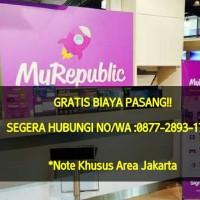 GRATIS Biaya Pasang Layanan Wifi & Tv Kabel Super cepat Dri Myrepublic