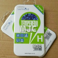 Hippo Sapphire Samsung Galaxy V Plus Tempered Glass 2.5D 9H 0.3mm