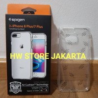 SPIGEN ULTRA HYBRID 2 CASE IPHONE 8 PLUS / 7 PLUS - CRYSTAL CLEAR