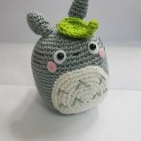Jual Boneka rajut - Knitting Doll Pokemon - Totoro Leaf -Large Murah