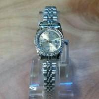 Jam tangan wanita, Rolex mini, tgl aktif/on, limited edition, kw super