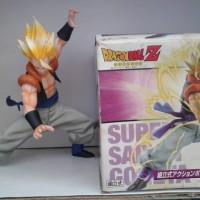 Figure Dragon Ball Super Saiyan Gogeta. Banpresto.
