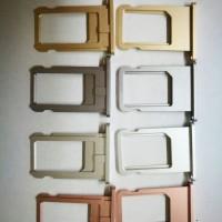 Harga simtray sim slot iphone 6 6s 6splus 6 plus 6plus sim tray dudukan | antitipu.com