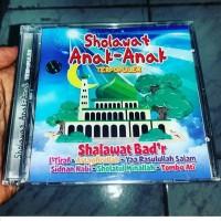 CD Lagu Islami - Sholawat Anak Anak Terpopuler